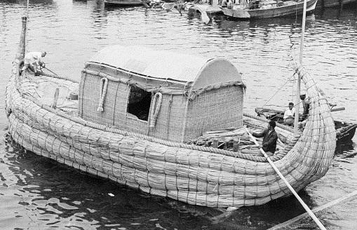 Что произошло 16 июля? 16 июля 1969 года спасена экспедиция легендарного Тура Хейердала, руководителя «Кон-Тики»