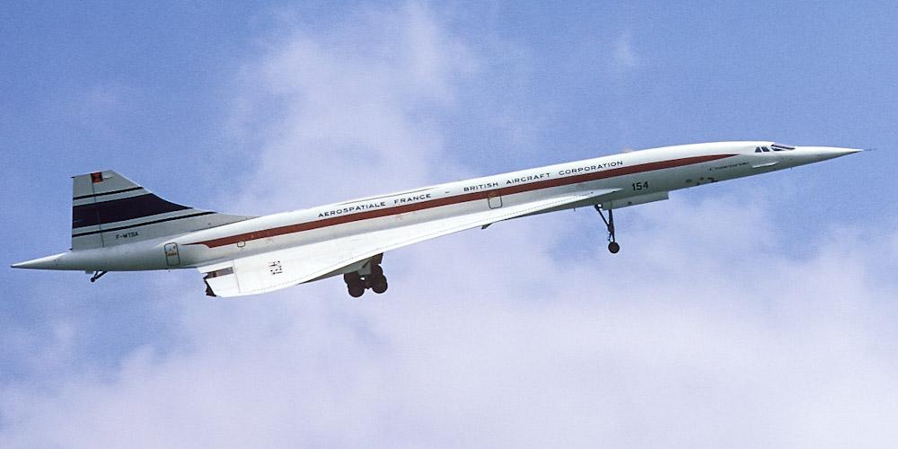 Конец сверхзвуковой пассажирской авиации: единственное  падение «Конкорда»