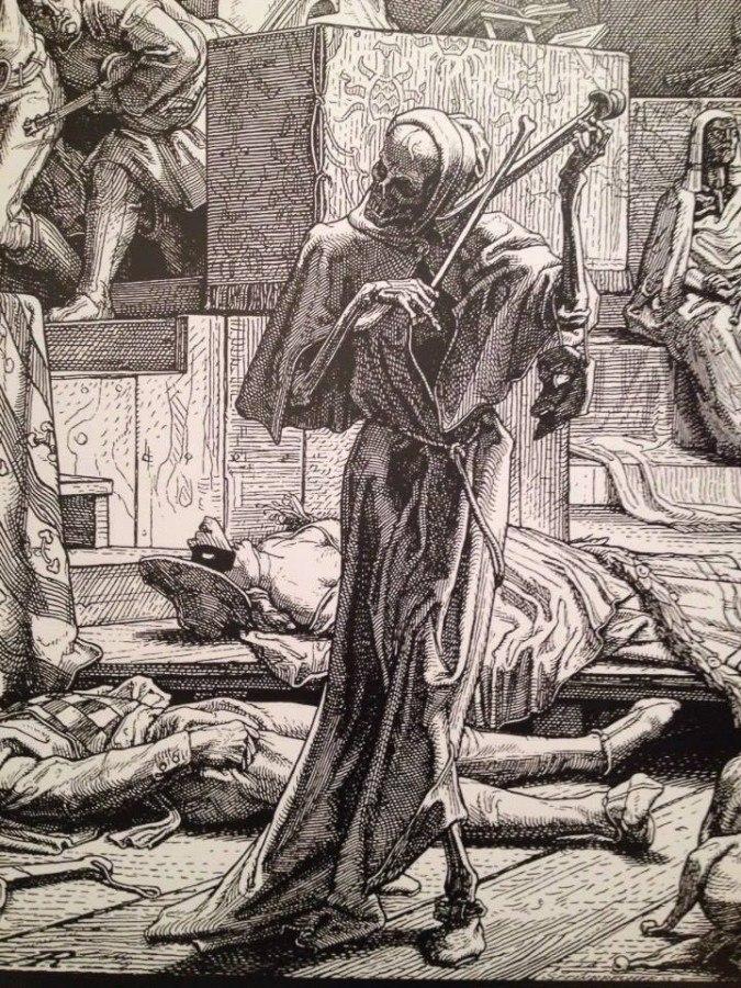 Холера в Петербурге: постыдное бегство императора