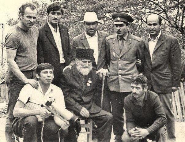 Ширали Муслмов с журналистами